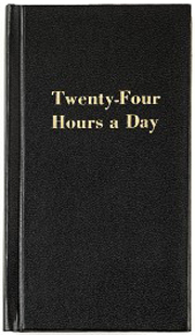24 Hours a Day Hardcover