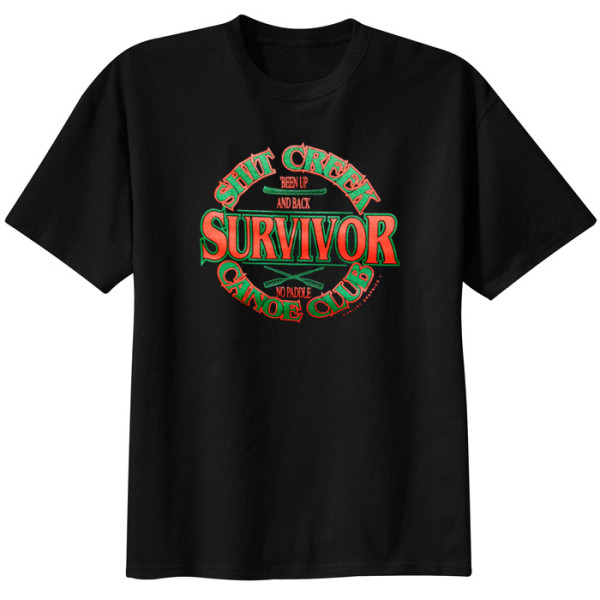 Sh*t Creek Survivor Tee