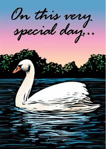 On This Very Special Day Card