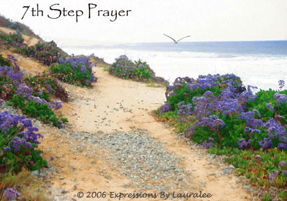 7th Step Prayer