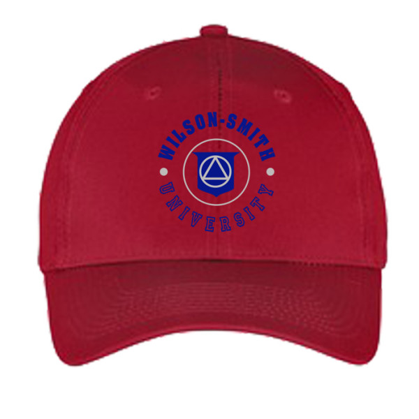Wilson - Smith University Hat - Red