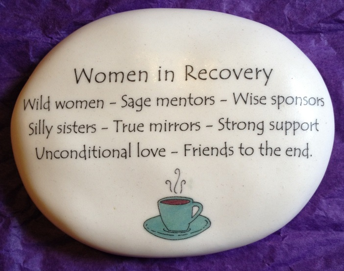 Women in Recovery Coffee Rock